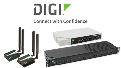 Digi Connect with Confidence